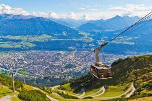 Nordkettenbahn - Seegrube © TVB Innsbruck Christof Lackner