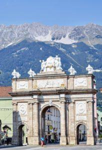 Aux portes d'Innsbruck © TVB Innsbruck / Christof Lackner