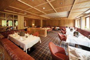 Nouvelle salle de restaurant © Hotel Alpenhof Hintertux / Birgit Koell