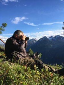L'endroit préféré de Peter Falkner, l'alpage supérieur Hemerach © Steffi Falkner