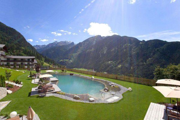Hotel Jerzner Hof Etang de baignade été