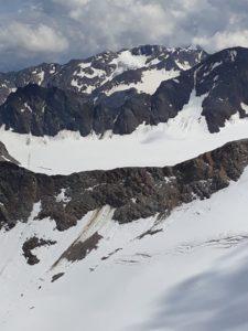 Pitztaler Gletscher vue du Cafe 3440