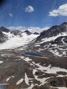 Glacier Pitztaler Gletscher